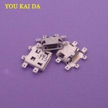 Connecteur de mini prise USB 10 pièces   port de chargeur pour Motorola RAZR I XT890 XT907 V8 V9M MB810