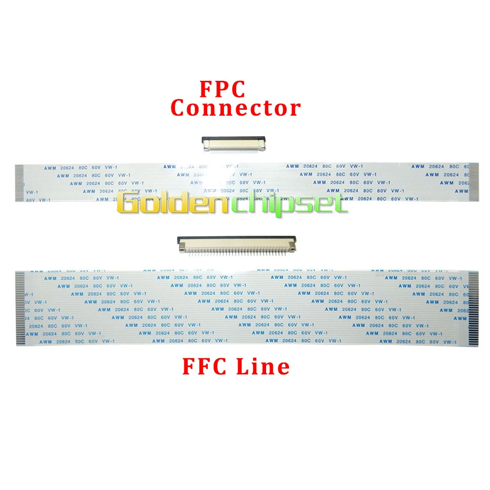 FFC кабель 200 мм 32 pin 0,5 мм шаг + FPC Разъем для платы расширения PEB-1/RT809F RT809H программатор IT8587 IT8585E Бесплатная доставка