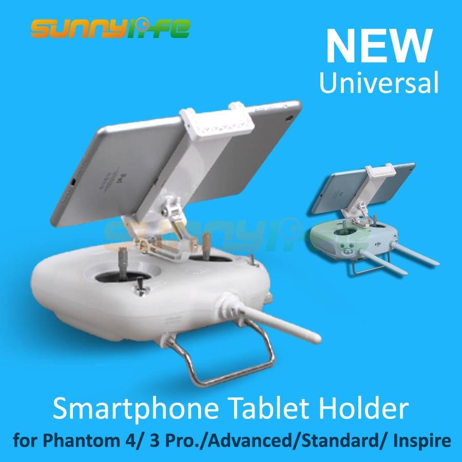 Soporte mejorado para Tablet, soporte extendido con soporte de Metal para DJI Phantom 3S 3A 3P Phantom 4 4 PRO V2.0 Inspire