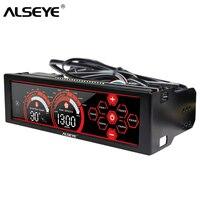 ALSEYE a-100L (R) Контроллер вентилятора для Компьютере кулер 6-и каналов Сенсорное управление для куллер