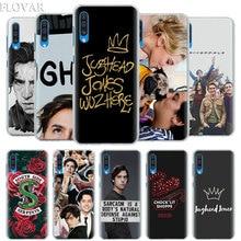 Riverdale Jughead Jones Case Cover for Samsung Galaxy A50 A70 A51 A71 5G A10 A20 A30 A40 A10s A20s A11 A21 A31 A41 Phone Case