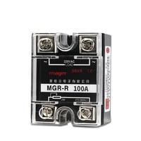 100a ssr 100va vr to ac solid state relay voltage regulator module ssvr 100a resistance voltage regulator 220380vac