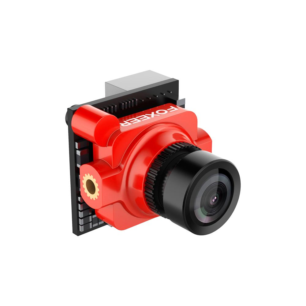 "Foxeer flecha Micro Pro 600TVL Cámara FPV 1,8mm 1/3 ""Sony Super había II CCD Nextchip 2040 DSP amigo /soporte para Dron NTSC WDR OSD"