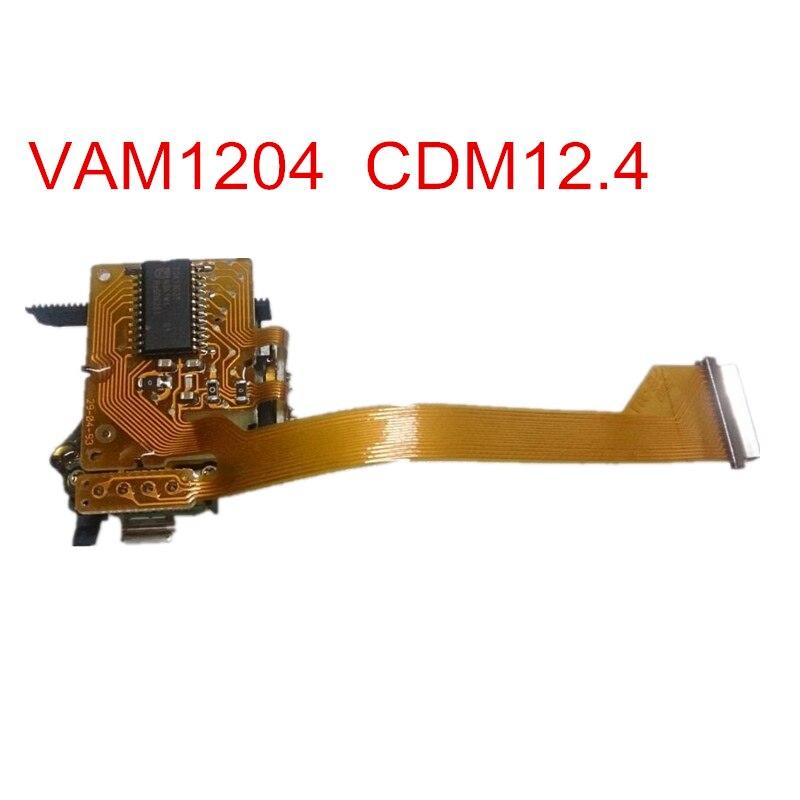 20 قطعة/الوحدة CDM12.4 CDM12.5 VAM1204 VAM12.4 CDM-12.4 VAM-1204 CDM1204 CDM-1204 راديو CD لاعب عدسة الليزر الضوئية اللواري كتلة