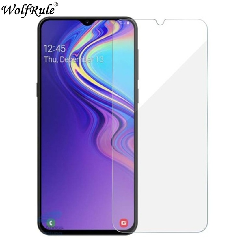 2PCS Screen Protector For Samsung Galaxy M10 Glass For Samsung M10 9H Hardness Tempered Glass For Sa