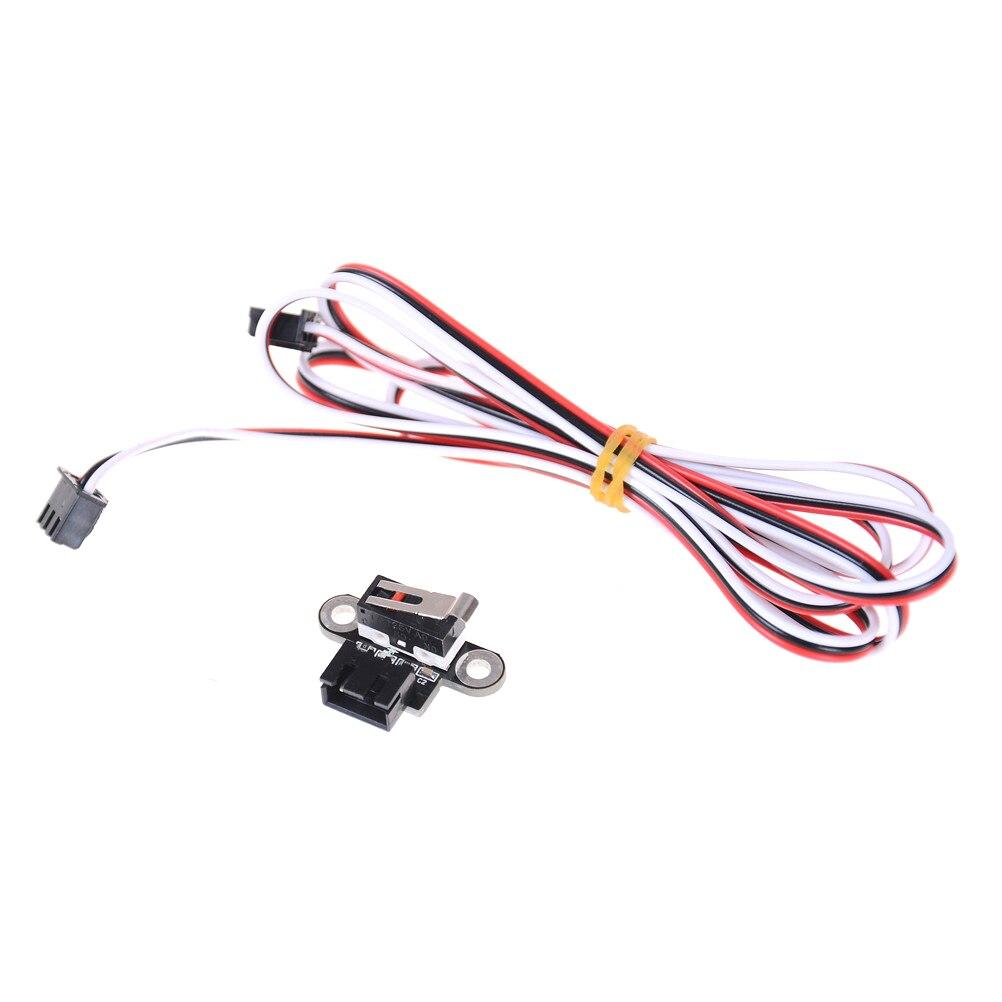Módulo de interruptor de límite mecánico Endstop interruptor Horizontal tipo 3D Kits de impresora