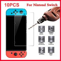 Защитная пленка для экрана 9H из закаленного стекла 3DS Protetor, защитная пленка для Nintendo do_switch Consola NS, аксессуары