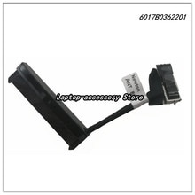 Nouveau câble de disque dur dordinateur portable pour HP 450 455 640 650 1000-adaptateur-connecteur de disque dur HDD