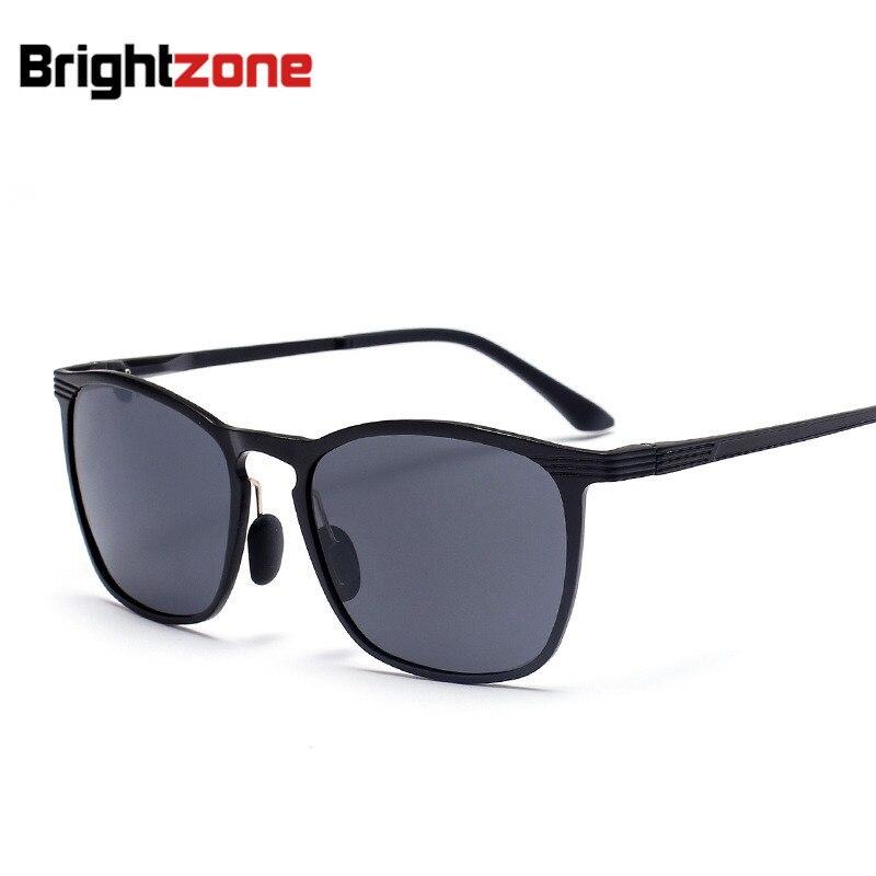 Солнцезащитные очки, поляризационные, Корейская версия, из алюминиево-магниевого сплава