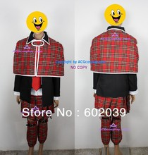 Shugo Chara Amu Hinamori cosplay costume school uniform