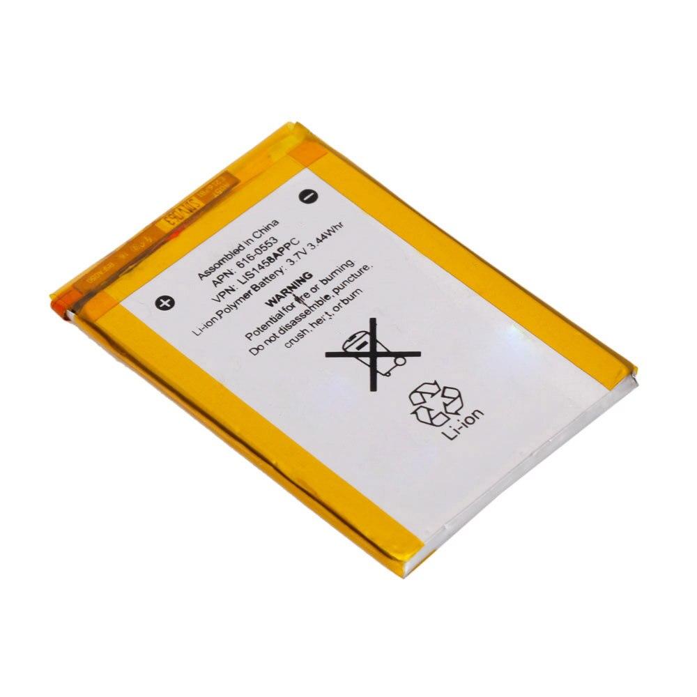 930 mAh 616-0553/LIS1458APPC batería interna de repuesto para iPod Touch 4 Generación 4g + herramienta