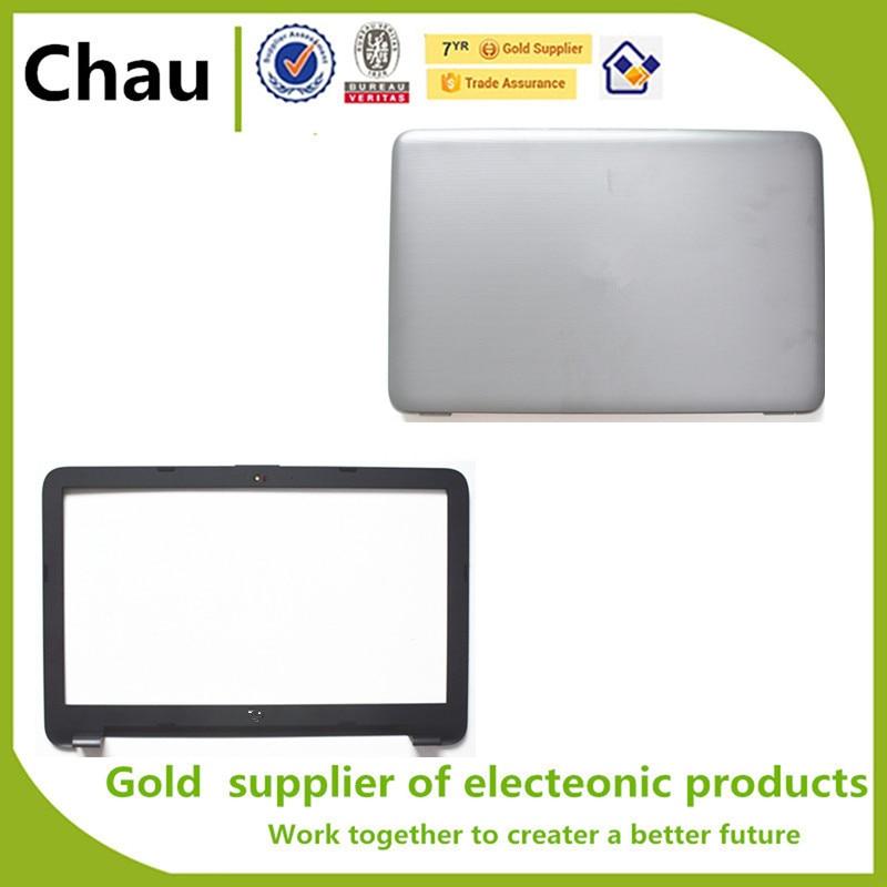 Nuovo Per HP 15-BA 15-BD 15-AY 250 255 256 G5 LCD Back Cover + Lcd Frontalino di Copertura 859511-001 AP102000210 AP102000430