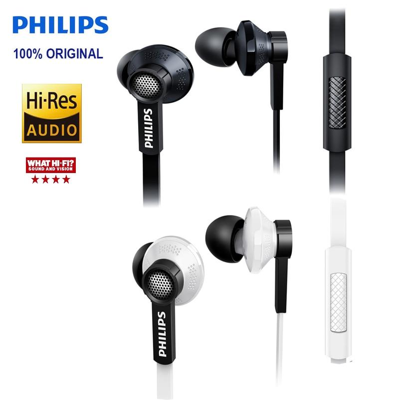 Auriculares originales Philips Tx1 HiRes auriculares de alta resolución HIFI auriculares con cancelación de ruido para Huawei Xiaomi