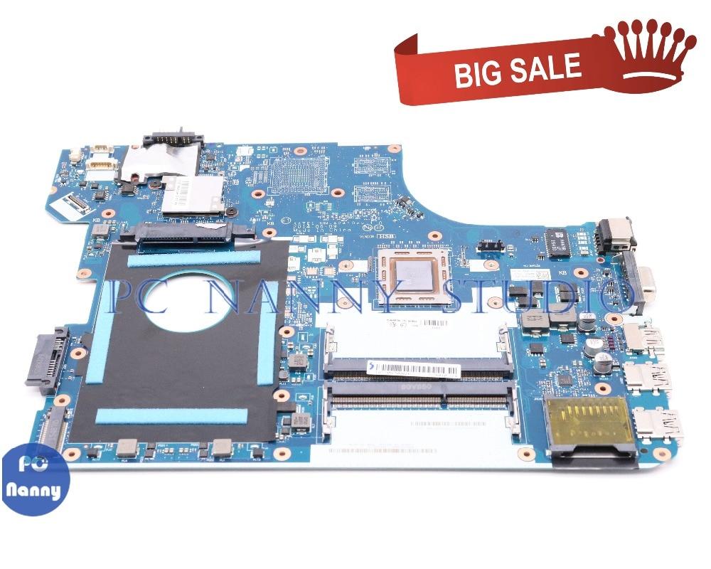 PCNANNY 04X5624 AATE1 NM-A241 لينوفو ثينك باد E555 اللوحة المحمول A6-7000 CPU اختبار