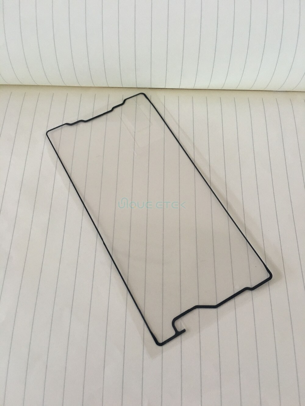 2 unids/lote para Sony Xperia Z5 Compact Mini LCD frontal marco adhesivo; pantalla táctil LCD pegamento para Sony Z5 Mini