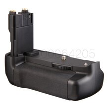 vertical battery grip for Canon 7D DSLR Camera  BG-E7 with AA Battery Holder