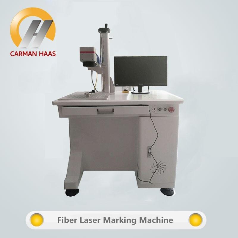 20W Desktop Fiber Laser Marking Machine Metal Marking 1064nm Laser Engraving Machine Metal Marking Machine enlarge