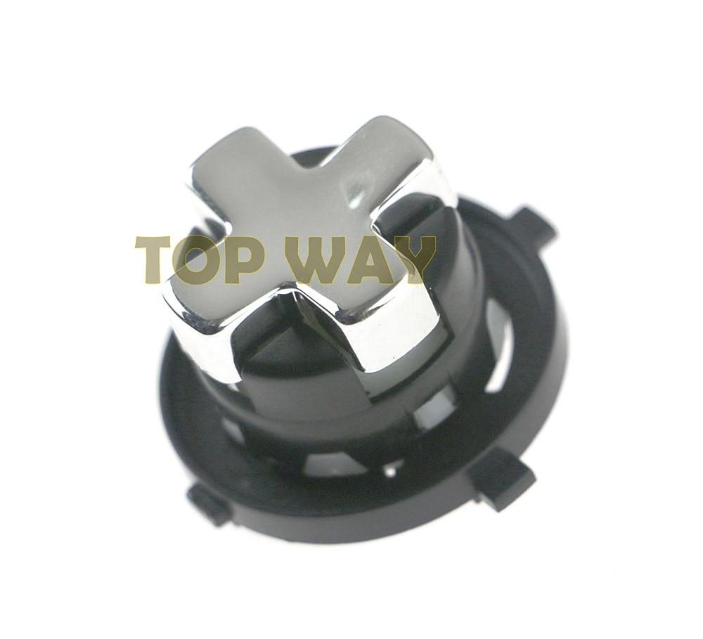 Juego de 10 unids/lote Dpad/d-pad giratorio Dpad negro plateado para Xbox 360