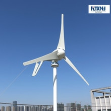 Alternateur pour générateur éolien 12v/24v/48v   3 lames, petit générateur pour éolienne solaire hybride streetlight