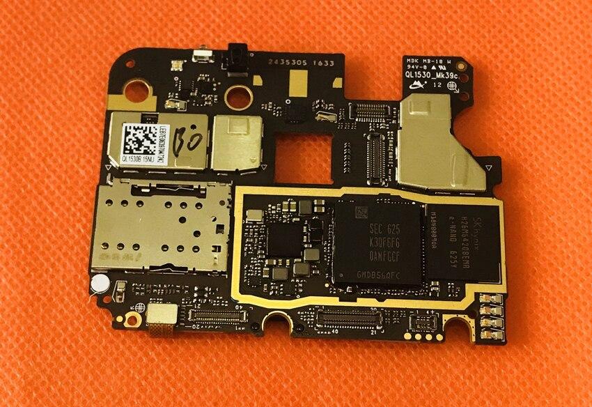 لوحة أم مستعملة أصلية 3G RAM + 16G ROM اللوحة الأم Letv LeEco Le 2 X526 Snapdragon 652 Octa Core 5.5