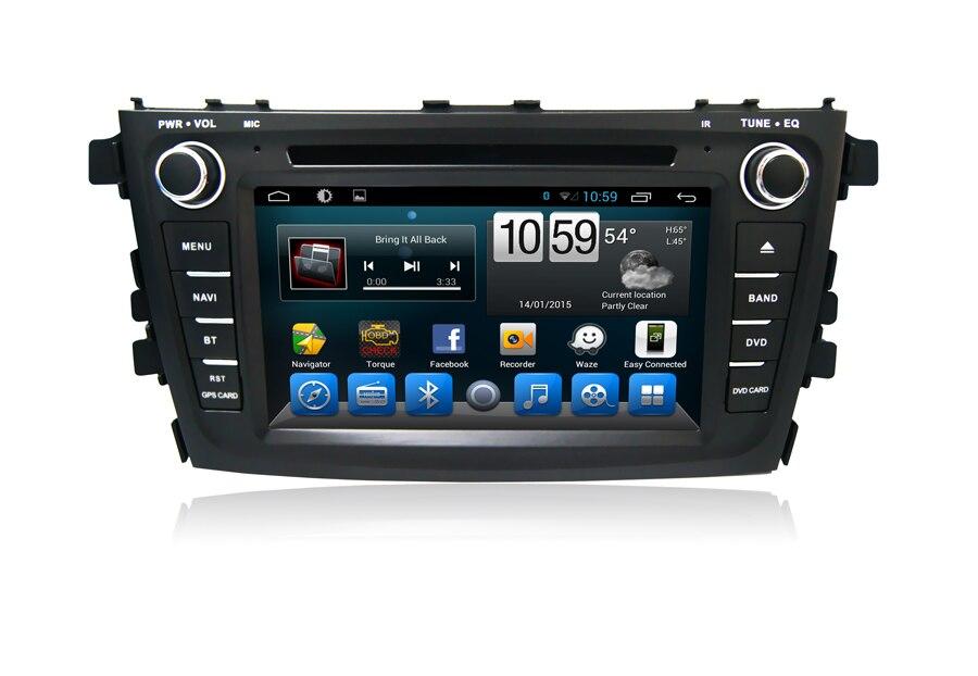 Reproductor de dvd de coche Navirider para Suzuki Alto/celerio octa core android 8.1.0 unidad principal multimedia gps para coche grabadora de cinta ESTÉREO
