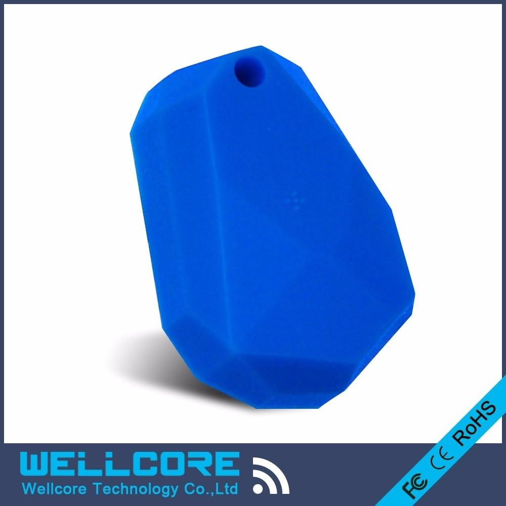 Chip BLE 4.0 iBeacon NRF51822 ibeacon módulo bluetooth com Silicone à prova d água shell