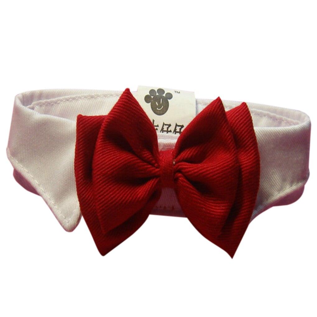 Schöne Hund Katze Pet Welpen Kätzchen Spielzeug Fliege Krawatte Kragen Cosplay Kleidung Zubehör
