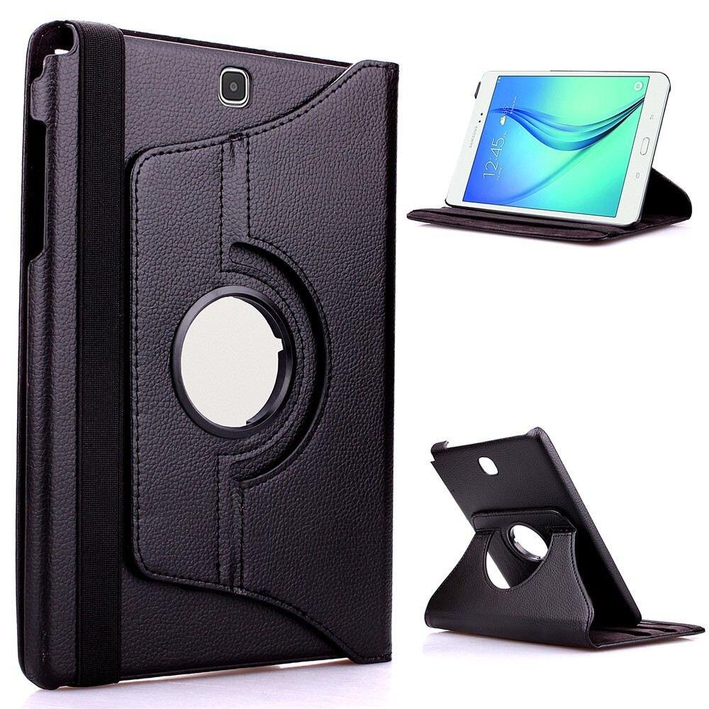 Cobrir Para Tab Galaxy Samsung S 10.5 polegada SM-T800 SM-T805 T800 T805 Guias Caso Tablet 360 Girando Bolsa Em Couro PU capa Guias 10.5