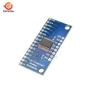 16-канальный аналоговый цифровой мультиплексор 74HC4067 CD74HC4067, модуль коммутационной платы для Arduino, электронные компоненты «сделай сам»
