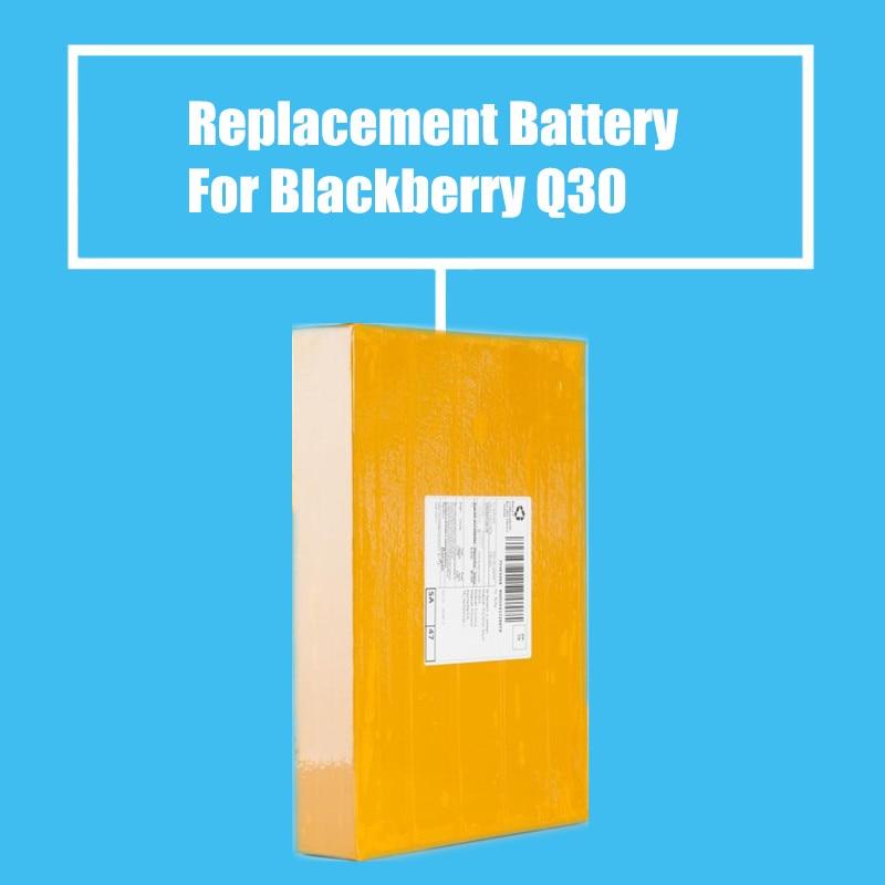 10 Unidades/pacote 3400 mah Bateria de Substituição Para Blackberry Passport Q30 Alta Qualidade