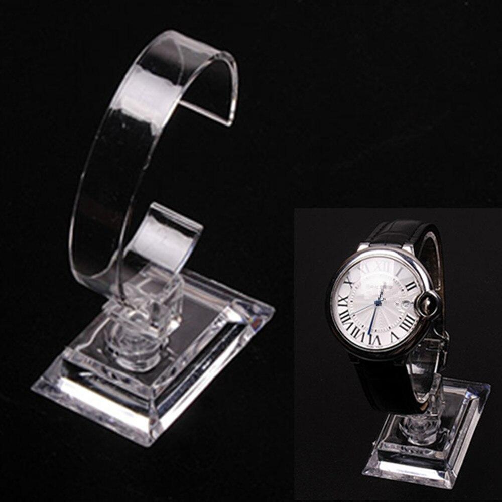 Оптовая продажа брендовых прозрачных пластиковых наручных кронштейнов от крупнейшего бренда часов