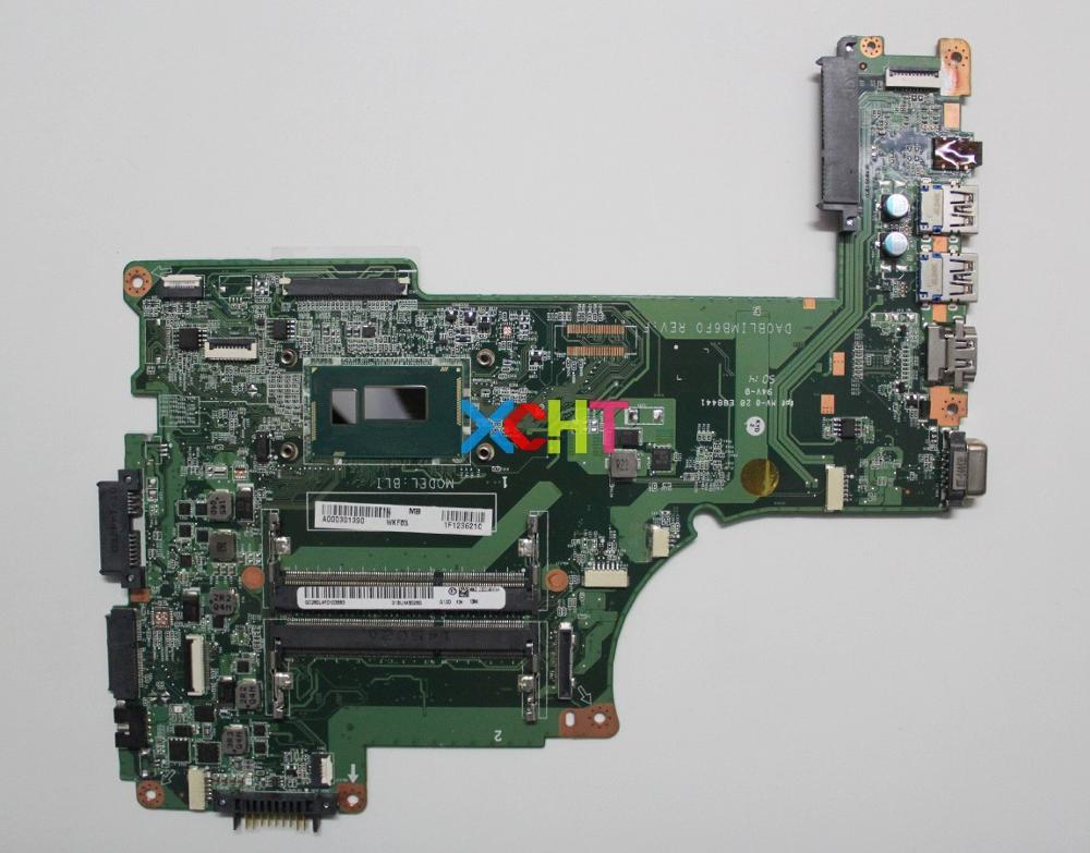 A000301390 DA0BLIMB6F0 w i3-4025U CPU for Toshiba Satellite L55T-B L55-B L55T Series Laptop NoteBook PC Motherboard Mainboard