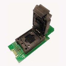 Teste eMMC adaptador 12*16mm com Interface SD, Interface HDMI almofadas de ligação, Garra para BGA153 BGA169 soquete, para recuperação de dados