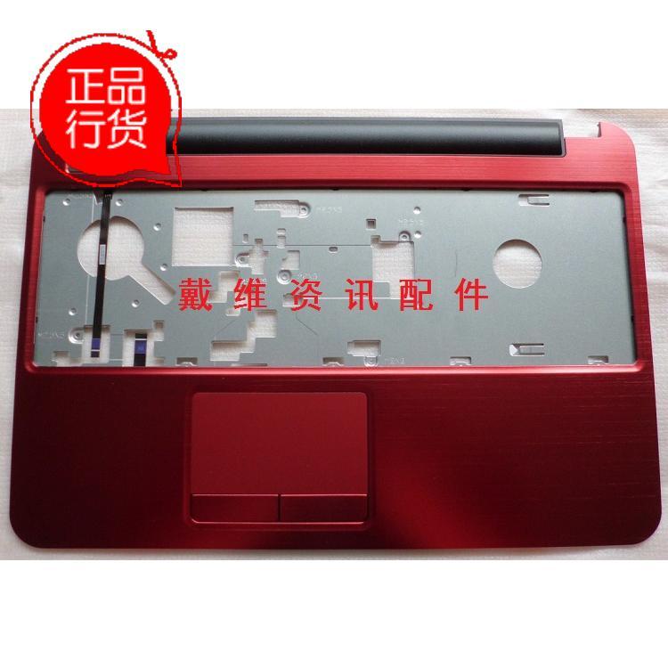 Cubierta del ordenador portátil para Dell Inspiron 15R 5521 rojo 5537 Palmrest Touchpad cubierta superior 7994F 07994F