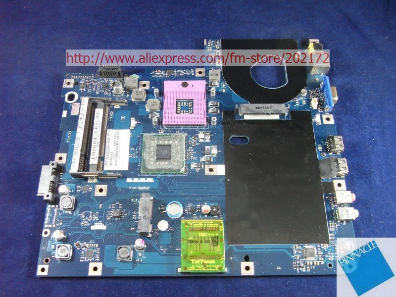 MBN5502001 اللوحة لشركة أيسر eMachines E725 E525 KAWF0 L01 LA-4851P