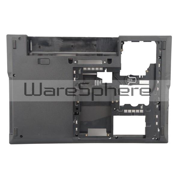 New Bottom Basis Abdeckung Bottom Fall W/Batterie Latch und PC Karte Slot für DELL Latitude E5510 0XF82H XF82H