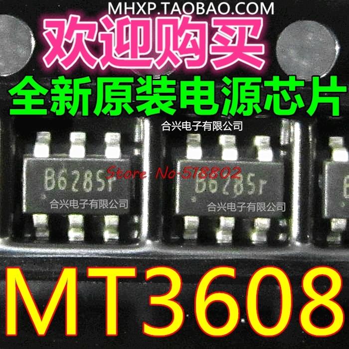 1pcs/lot MT3608 B628 SOT-23 In Stock