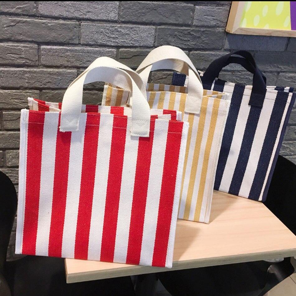 Novo simples sacos de lona sacos de ombro único grande capacidade sacos tote pacote grande capacidade portátil saco de compras