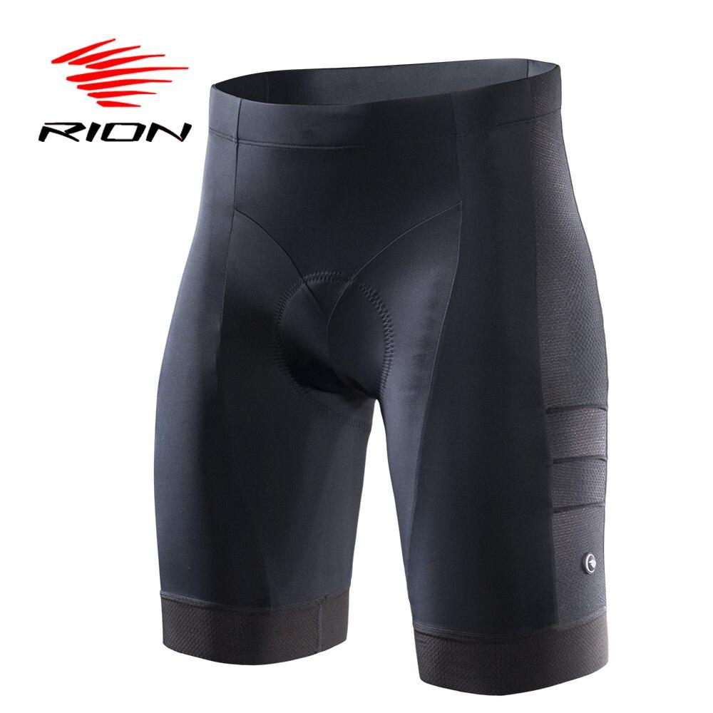 RION, велосипедные шорты для женщин, лето, для верховой езды, 5R, гелевая подкладка, удобное нижнее белье, черные, УФ-защита, MTB, горный велосипед, велосипедные шорты