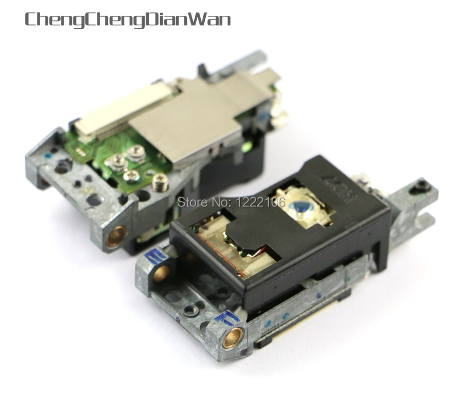 ChengChengDianWan 10 PCS/LOT lentille Laser originale SF-HD7 KHS-HD7 lentille Laser pour PS2 pick-up réparation pièce remplacement