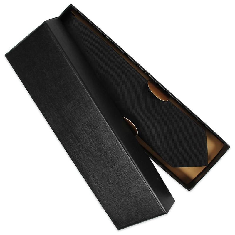 NEW Designer Brands Fashion Solid Striped 6cm Slim Ties for Men England Wedding Party Necktie Men Tie High Quality Gift BOX Pack