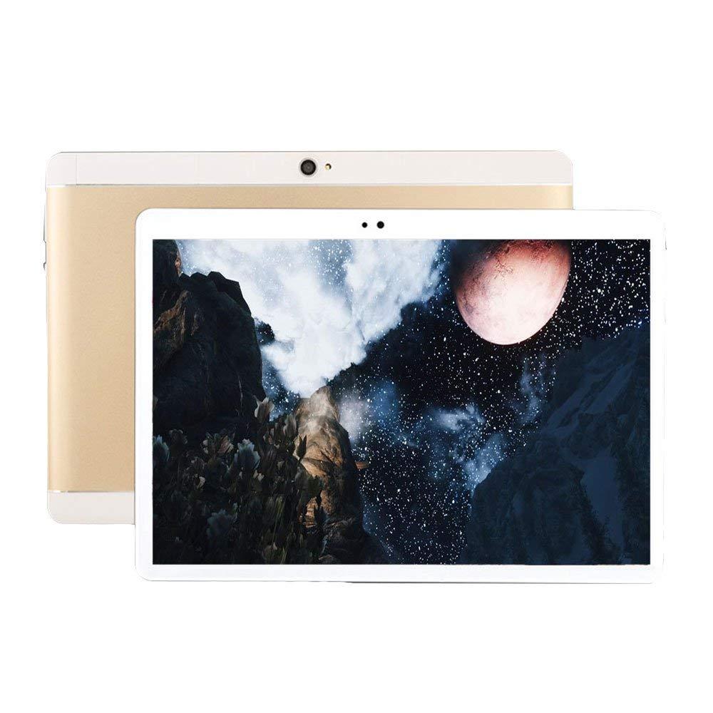 ¡Novedad de 2018! tableta PC de 10 pulgadas Octa Core 8 núcleos 4GB RAM 64GB ROM Android 7,0 cámaras duales 5.0MP1920*1200 IPS tabletas de teléfono + regalos