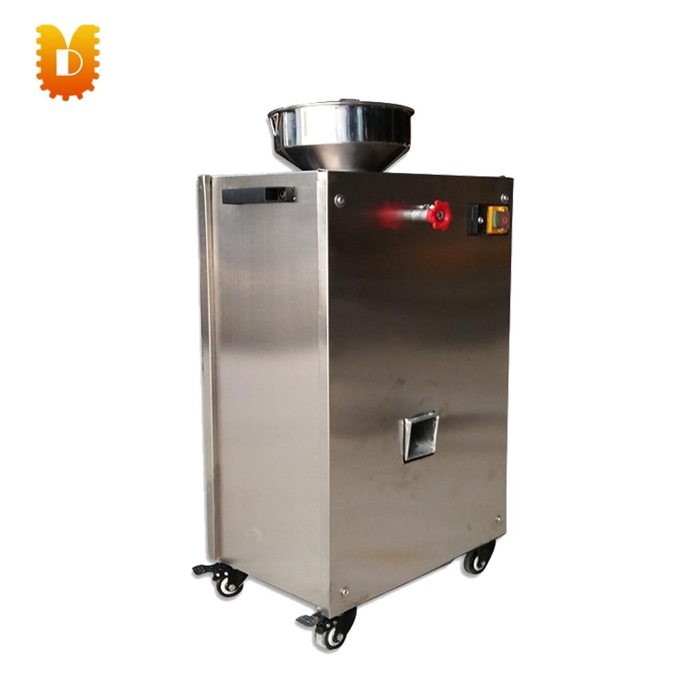 UDTK-100 peladora de granos de café secos de fácil operación/máquina procesadora de granos de café