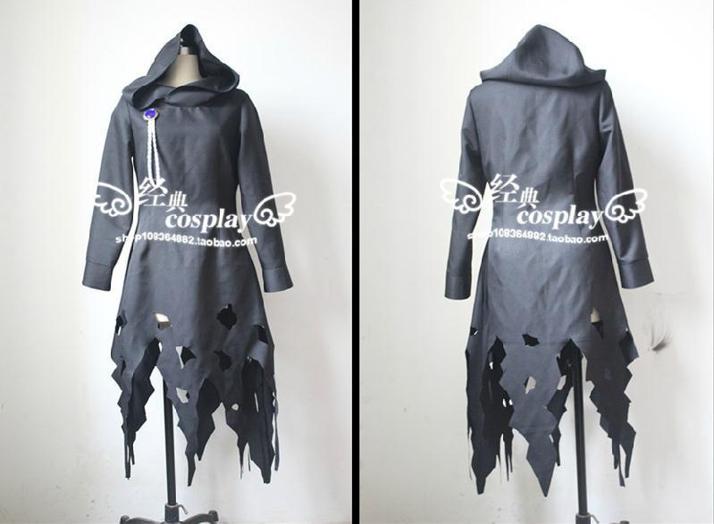 The Future Diary Gasai Yuno God Cloak Cape Cosplay Costume