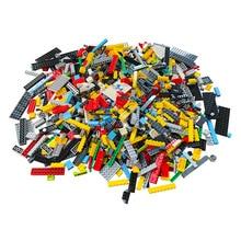 *500g Mixed parts sets* DIY enlighten block bricks,Compatible With Assembles Particles