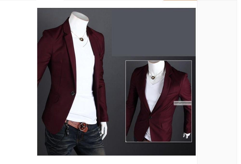 2018nova chegada da marca blazer casual moda masculina fino ajuste jaqueta ternos masculino blazer botão terno masculino terno formal jacktl