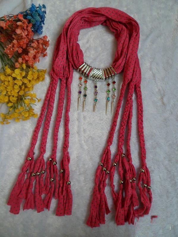 2018 Fashion Pendant necklace scarves womens scarves shawls novel scarves cotton pashmina scarvf180  fashion scarf