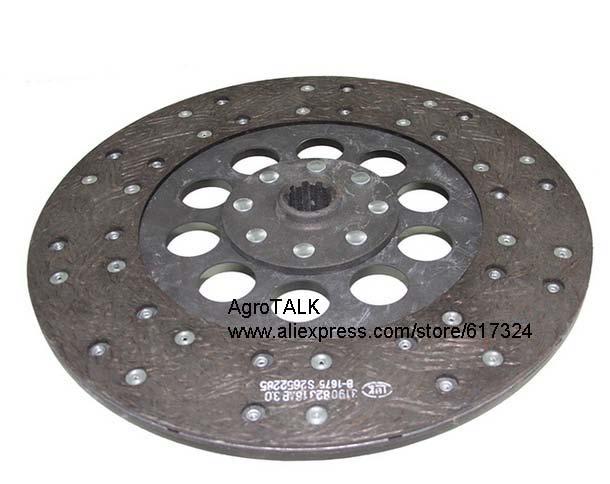 Disco de embrague de 12 pulgadas LUK para tractor Foton lovol, número de pieza PL-03031-0757-04