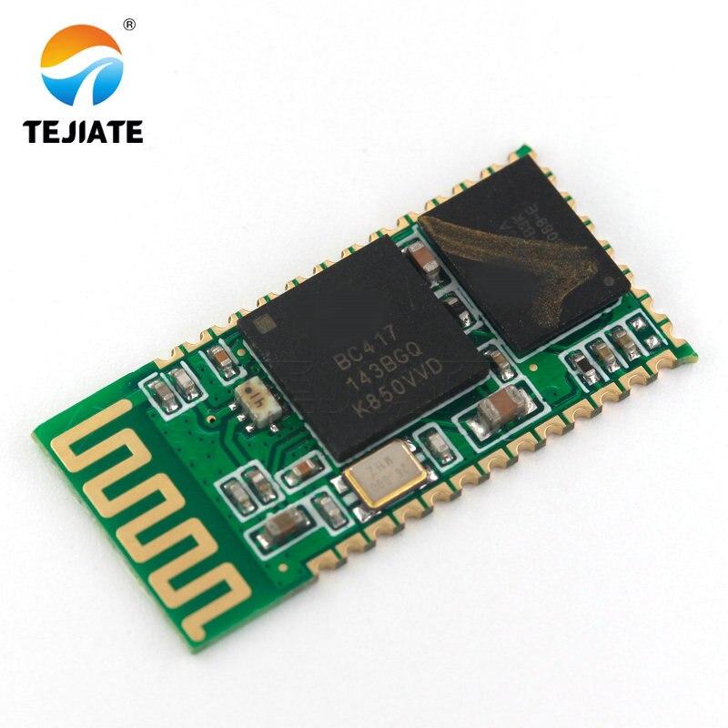 Hc-05, módulo transceptor Bluetooth inalámbrico HC 05 RF, RS232/convertidor de TTL a UART y adaptador