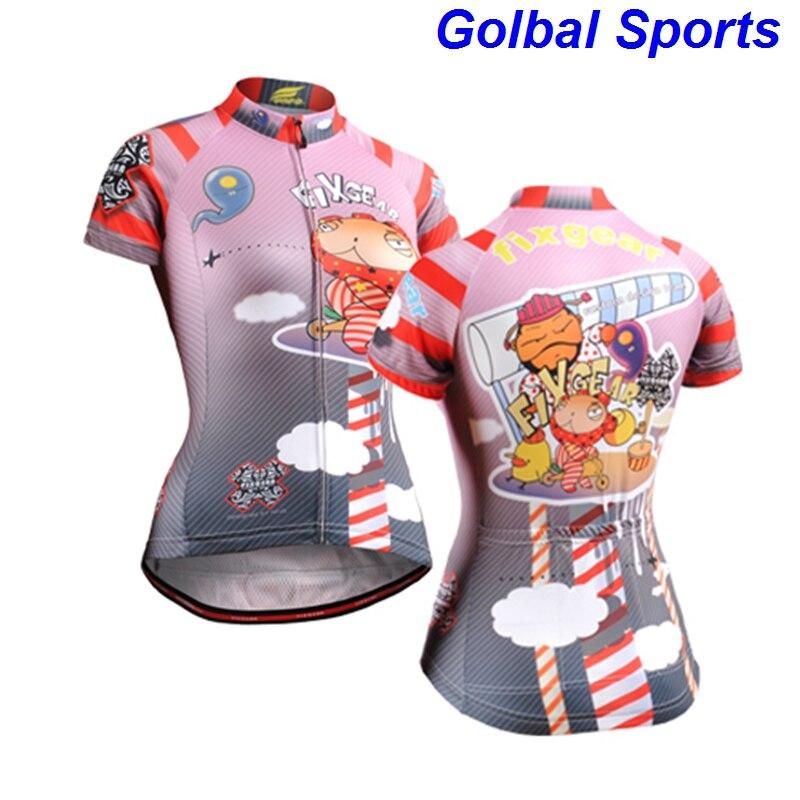 Life on Track ajuste en seco, Ciclismo Jersey Tops de manga corta Ropa de Ciclismo transpirable Ropa de bicicleta MTB camisetas Ropa de Ciclismo